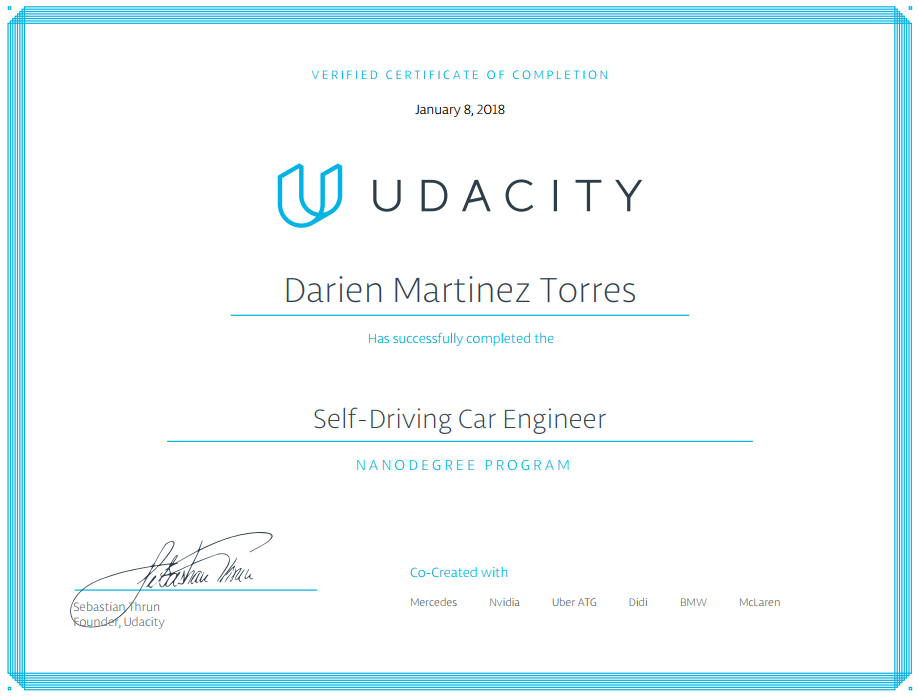 Udacity's Self-Driving Car Nanodegree - Term 3 — This is it driving