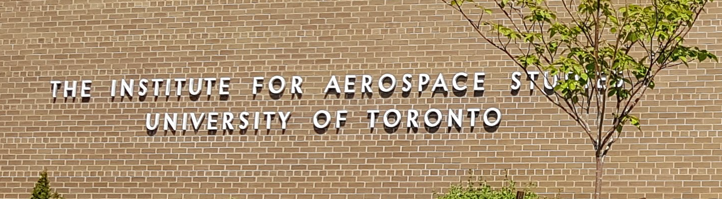 Visiting UTIAS - Dynamic Systems Lab — It is happening in Toronto
